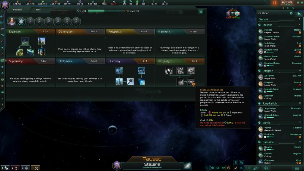 Stellaris Mod Lvb Lapis Azurai